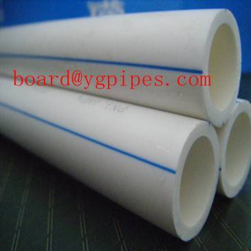 manufacture ppr pipes/ppr pipe/water pipe/cold and hot water pipe