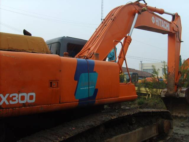 sell used japan original excavator hitach