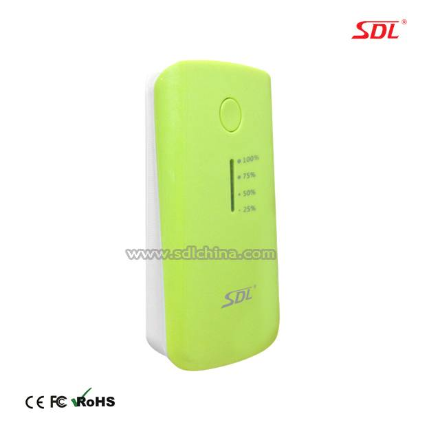 5600mAh Portable Power Bank Power Supply External Battery Pack USB Charger E66