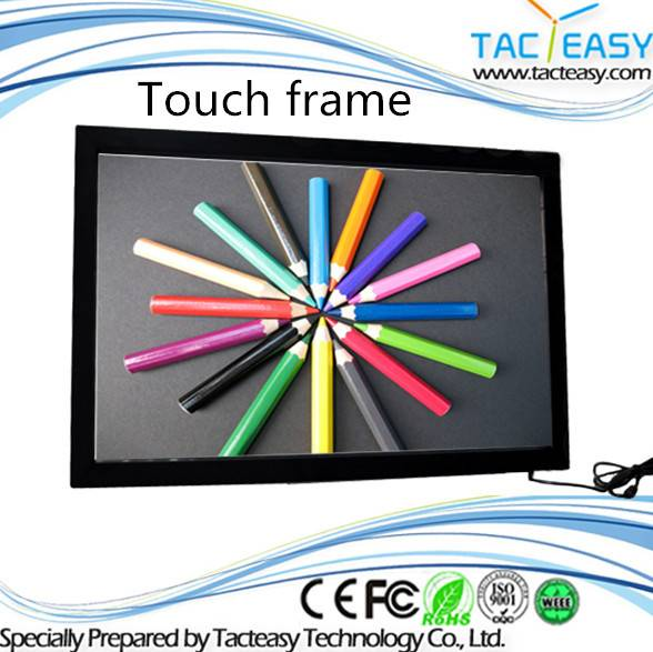 touch monitor screen frame for LCD TV