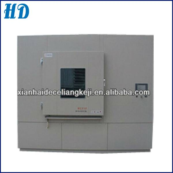 High Quality Stainless Steel Military Rain Spray Test Chamber