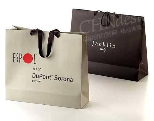 Supply paper bag/gift bag/paper packaing bag