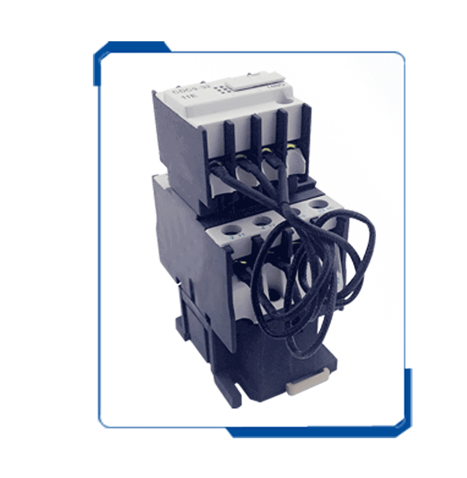 CJ19 series changeover duty capacitor switching contactor