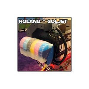 Roland Soljet Bulk Ink System