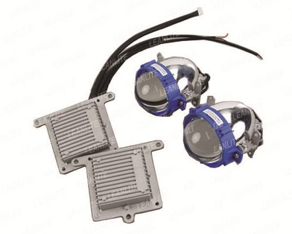 Led headlight module