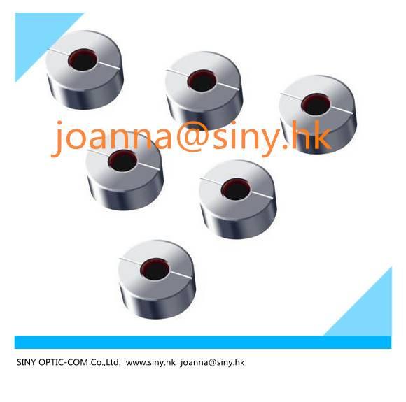 Single Stage Fiber Optical Isolator