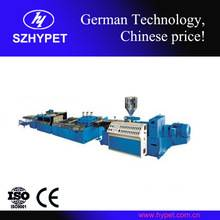 1400 PVC Foamed Sheet Line with ZS92 Conic Twin Screw Extruder