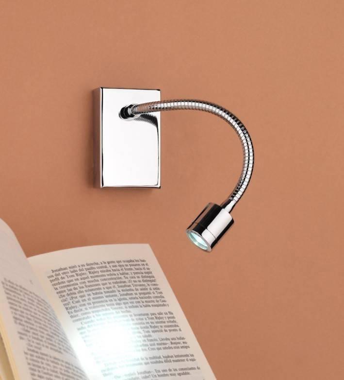 LED light, LED wall light, LED headboard light