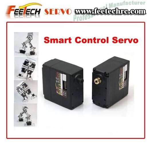 Feetech T-SCServo 15kg Smart Control Servo Controlled By Arduino