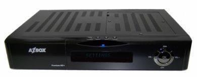 Azbox HD Premium Linux LAN PVR