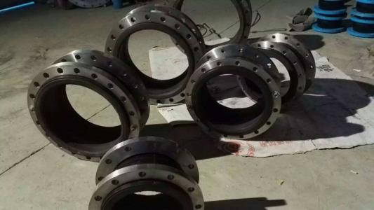 rubber expansion joint DN500 PN16 bar L=200 EPDM