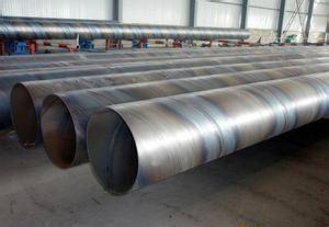SSAW Steel Pipe (OD:219-3620mm WT:6-30mm)