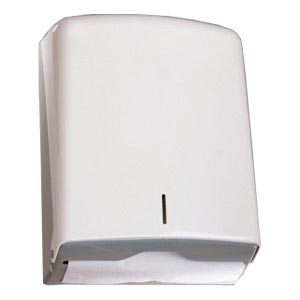 Waterproof Folded Paper Towel Holder Sanitary Safety Lockable For Hand Wiping