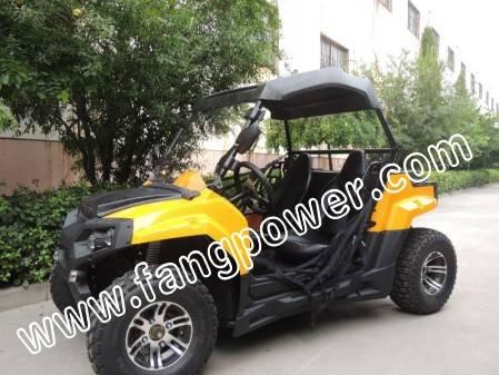 Plastic full cab top UTiger 200 UTV 200cc fast shipping