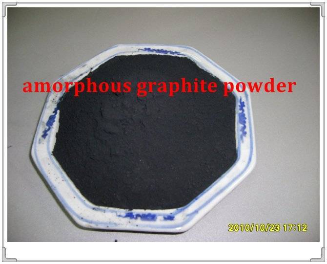 Amorphous Graphite Powder FC 80%
