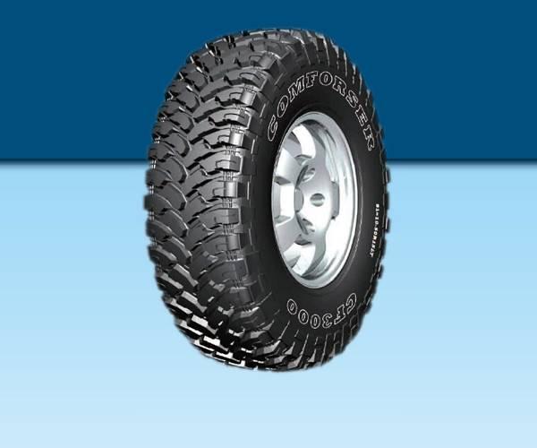 Sell CF3000 Passenger Car Tyre