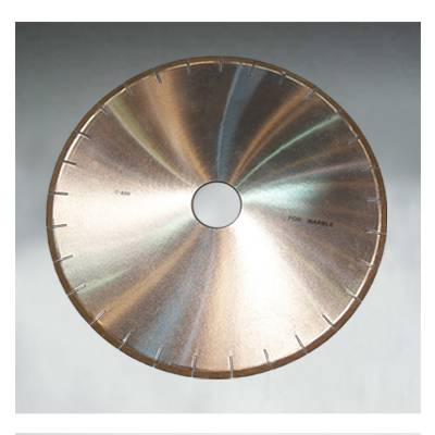 diamond blade for cutting marble