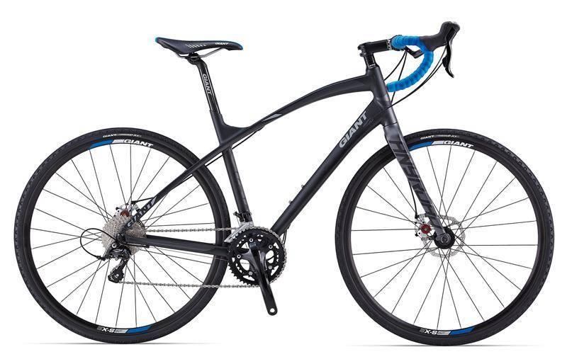 Giant MEN X-Road Sport Adventure Anyroad 1 Bicycle Bike