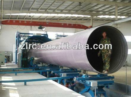 frp pipe filament winding machine