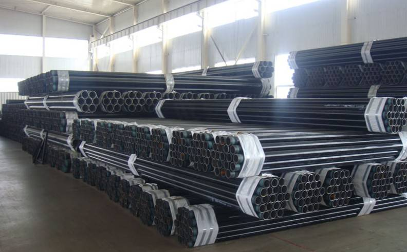 SPCC cold rolling steel pipes for shock absorbers shell
