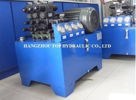 hydraulic power station pump motor hydraulic power pack unit