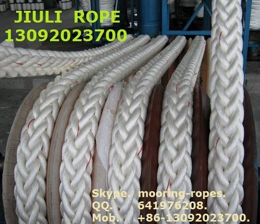 Polyester 12 strand rope