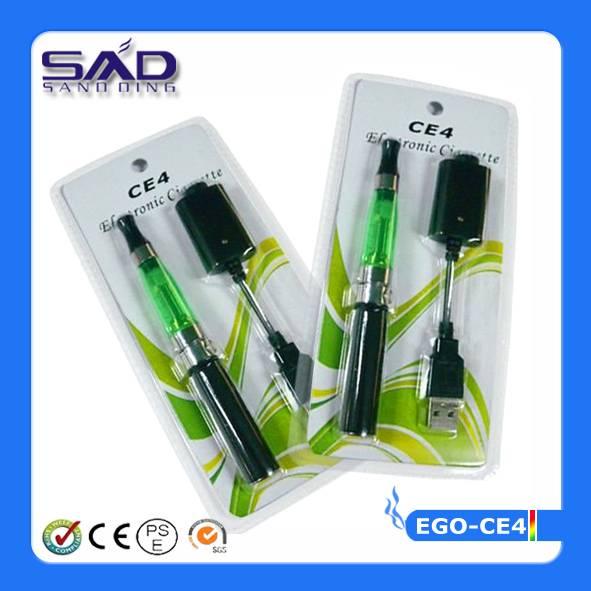 electronic cigarette ego ce4 blister kit e cigarettes