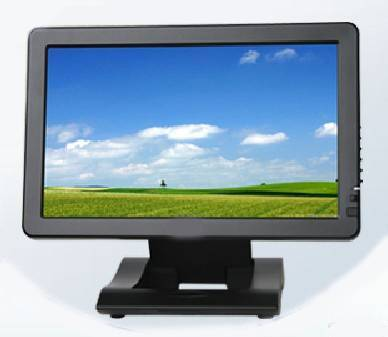 10.1 LED Touch Monitor with HDMI&DVI Input