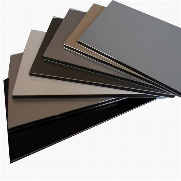 Online Selling OEM Service PE / PVDF Coated Aluminium Composite Panel