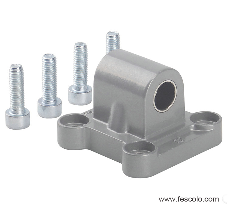 CA Rear Male Clevis Mount for ISO6431 Standard Cylinder