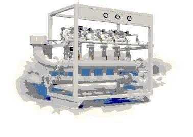 Gas Equipment - MULTI NOZZLE MIXER (VENTURI TYPE)