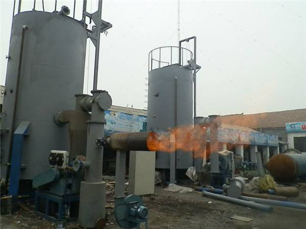 Biomass Paddy husk gasifier furnace for dryer / Paddy husk power gasification to produce syngas