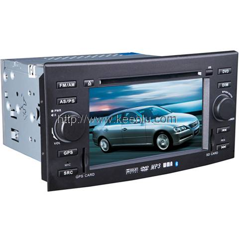 All-in-one Special Car DVD Player For Toyota Reiz