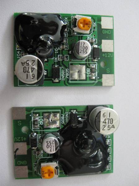 VW-Audi Missing Pixel Repair Parts