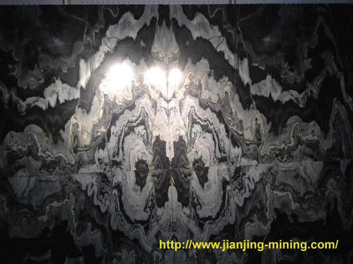 Australia Grey Wave Marble