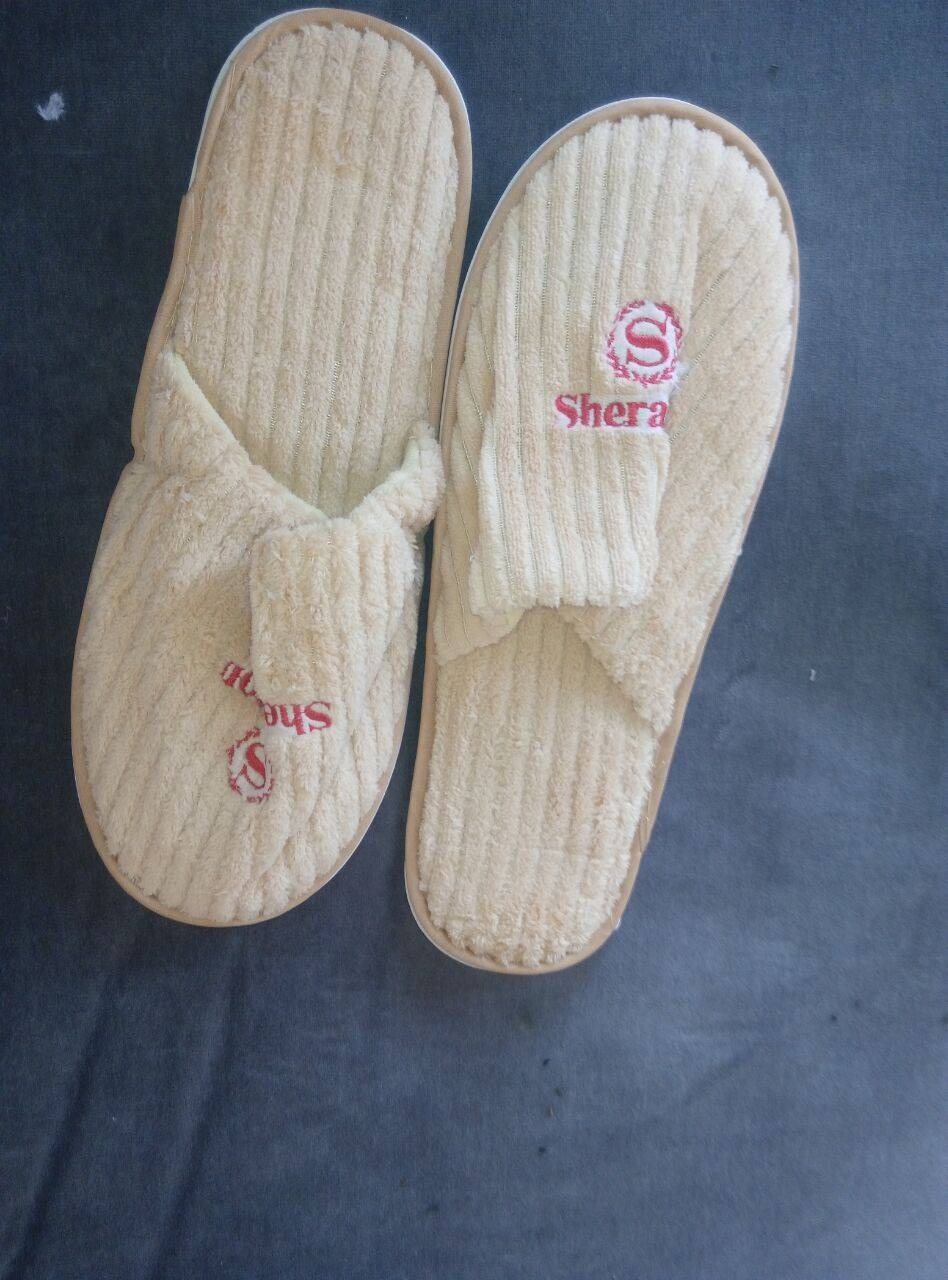 Air hotel slippers