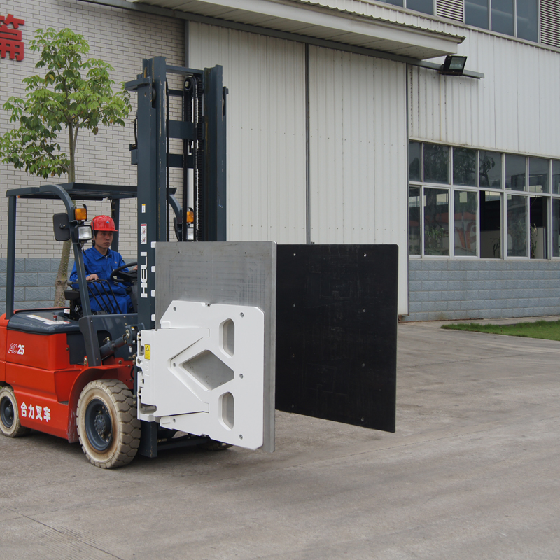 Forklift attachment Caton Clamp
