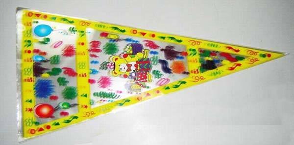 Triangle BOPP Candy Bags / BOPP Cone Bags