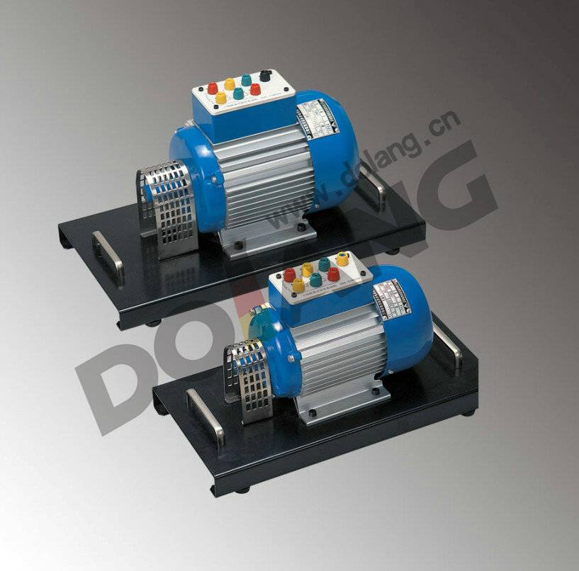 Didactic educational equipment training teaching set Three-phase asynchronous motor DLDJ-ETM7114