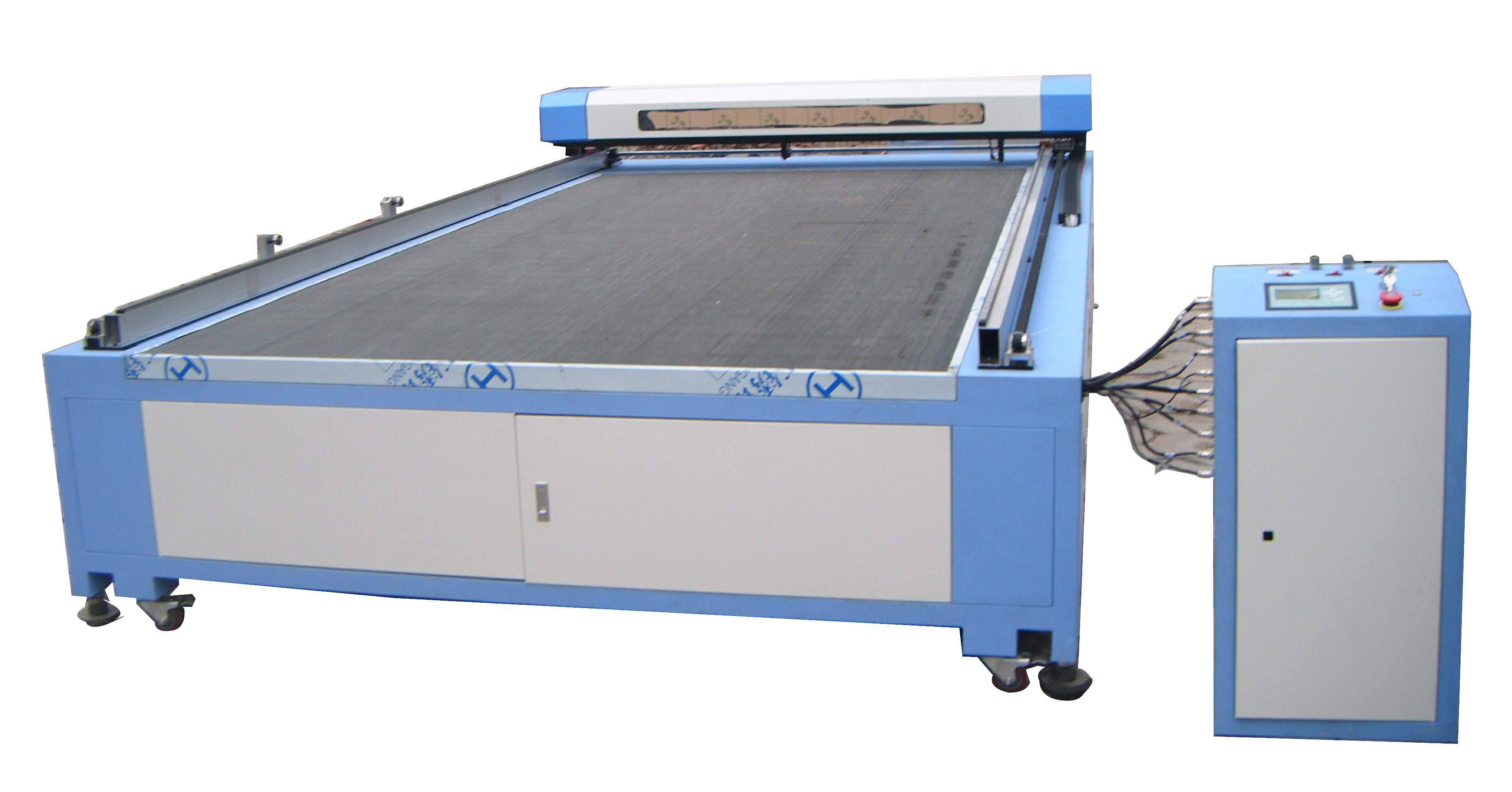 CO2 Laser Engraver/Cutter Engraving/Cutting Machine with Auto Feeding System for fabric (KH-2513)