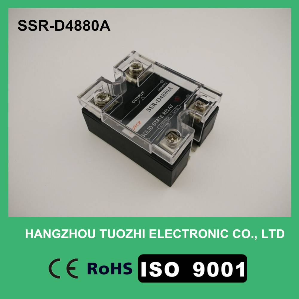 80a solid state relay 3-32vdc input SSR-D4880A