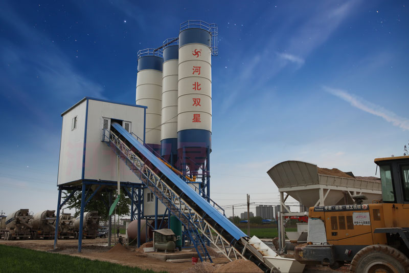 Concrete Batching Plant hot sell