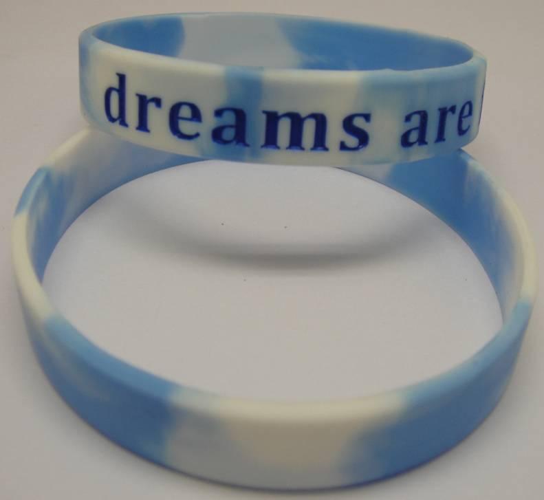 Swirl Wristbands