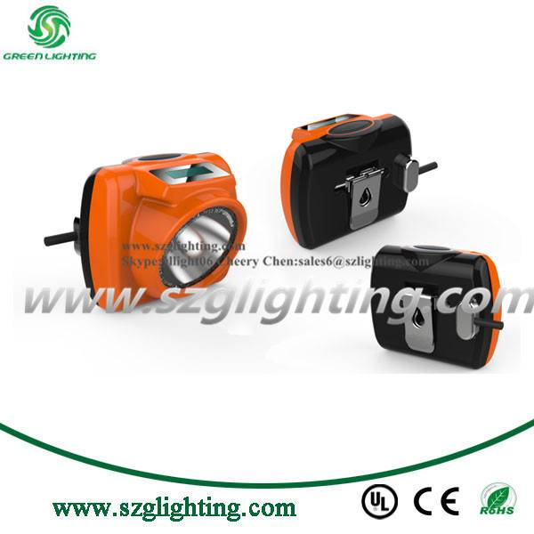 Newest Mining Lamp with CE ATEX Cordless Mining Cap Lamp