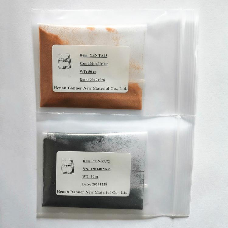 Polishing Abrasive CBN Powder Cubic Boron Nitride Micro Powder