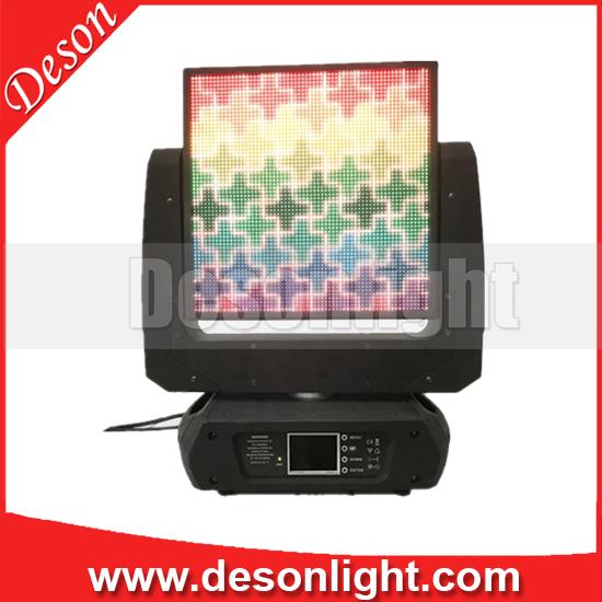 64X64 Pixel P5 Led Magic Moving Head Screen Light Play Video LM-P5