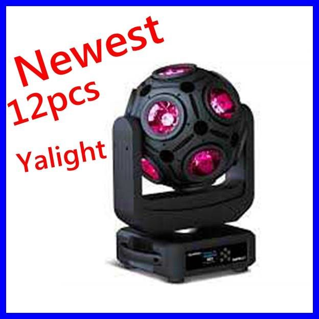 2015 new design led cosmopix moving head stage lighting