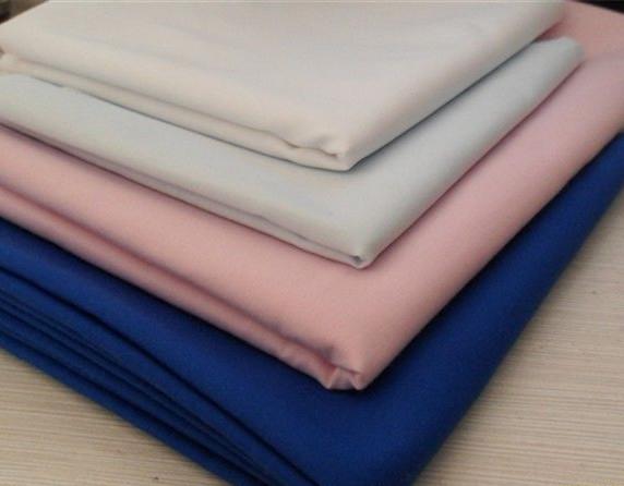 polyester65/cotton35 poplin shirting dyed fabrics