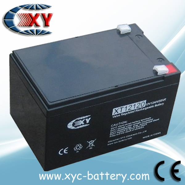 12V12AH Sealed lead acid battery