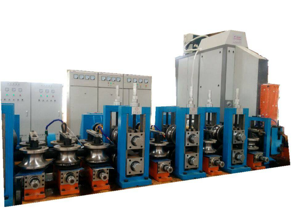 We Produce All Capacities H.F Tube Welder For Pipe Making Factory